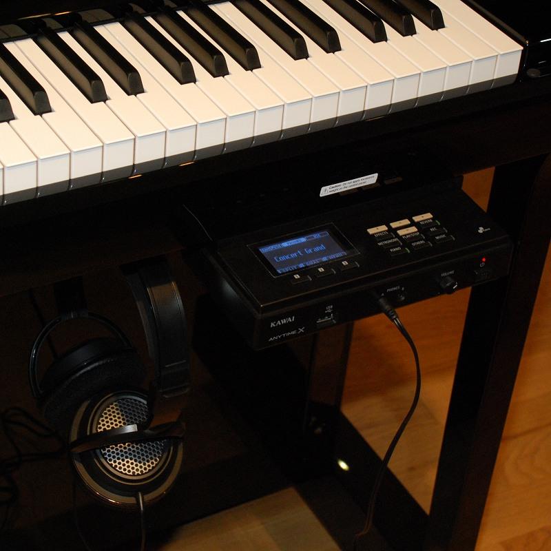 Mit Dem Anytime Piano Vermag Es Kawai In Perfekter Weise Die Vorteile Eines Echten Akustischen Klaviers Denen E Pianos Zu Vereinigen