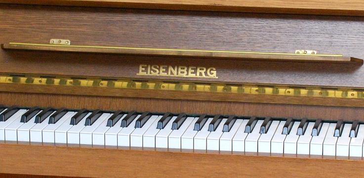 das eisenberg klavier modell 110 gebraucht von goecke und farenholtz klaviere fl gel cembali. Black Bedroom Furniture Sets. Home Design Ideas