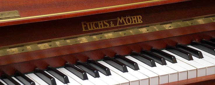 das fuchs amp möhr klavier modell 106 gebraucht von goecke