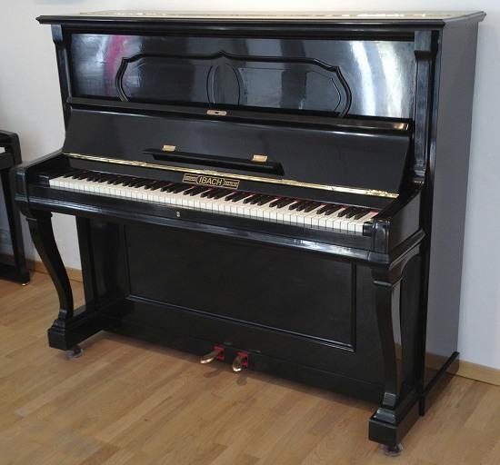 das ibach klavier modell 130 gebraucht von goecke und farenholtz klaviere fl gel cembali berlin. Black Bedroom Furniture Sets. Home Design Ideas