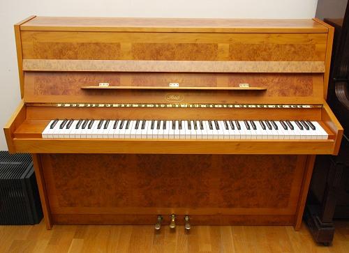 das ibach klavier modell 110 gebraucht von goecke und farenholtz klaviere fl gel cembali berlin. Black Bedroom Furniture Sets. Home Design Ideas