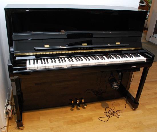 das kawai klavier modell k 300 atx von goecke und farenholtz klaviere fl gel cembali berlin. Black Bedroom Furniture Sets. Home Design Ideas