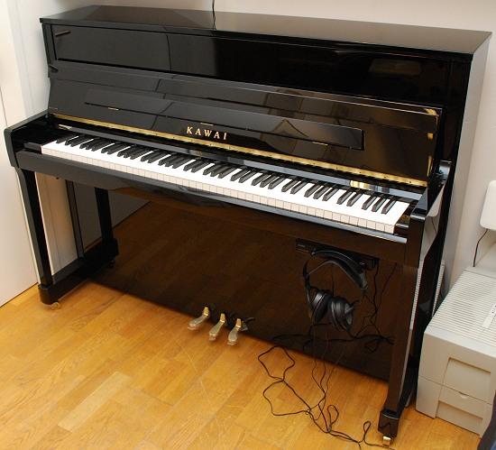 das kawai klavier modell k 200 atx von goecke und farenholtz klaviere fl gel cembali berlin. Black Bedroom Furniture Sets. Home Design Ideas