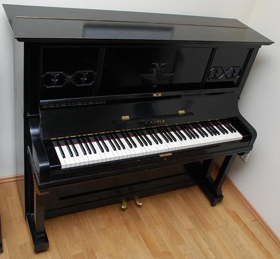 das fritz kuhla klavier modell 135 gebraucht von goecke und farenholtz klaviere fl gel cembali. Black Bedroom Furniture Sets. Home Design Ideas