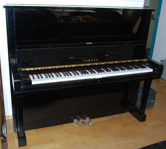 das yamaha klavier modell u 3 von goecke und farenholtz klaviere fl gel cembali berlin. Black Bedroom Furniture Sets. Home Design Ideas